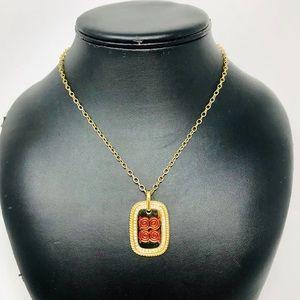 🆕 Symbella sterling, gold overlay necklace, 19.5g